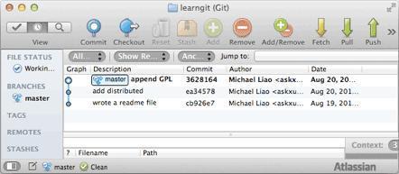 git-log-timeline